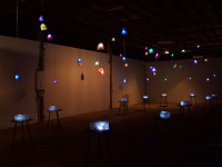 <em>The Silent City I, 2016</em><br/>@ MOHA, Austin, TX